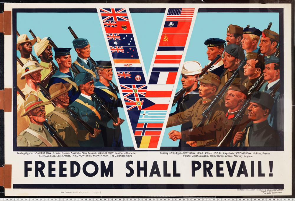 british propaganda ww2 essay