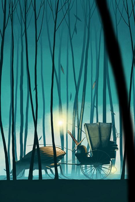 Рисунки от Denis Zilber
