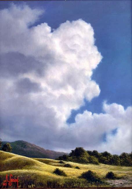 Избранные пейзажи Anthony Casay's