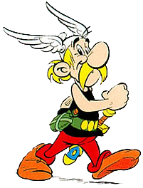 PNG файлы - Asterix and Obelix