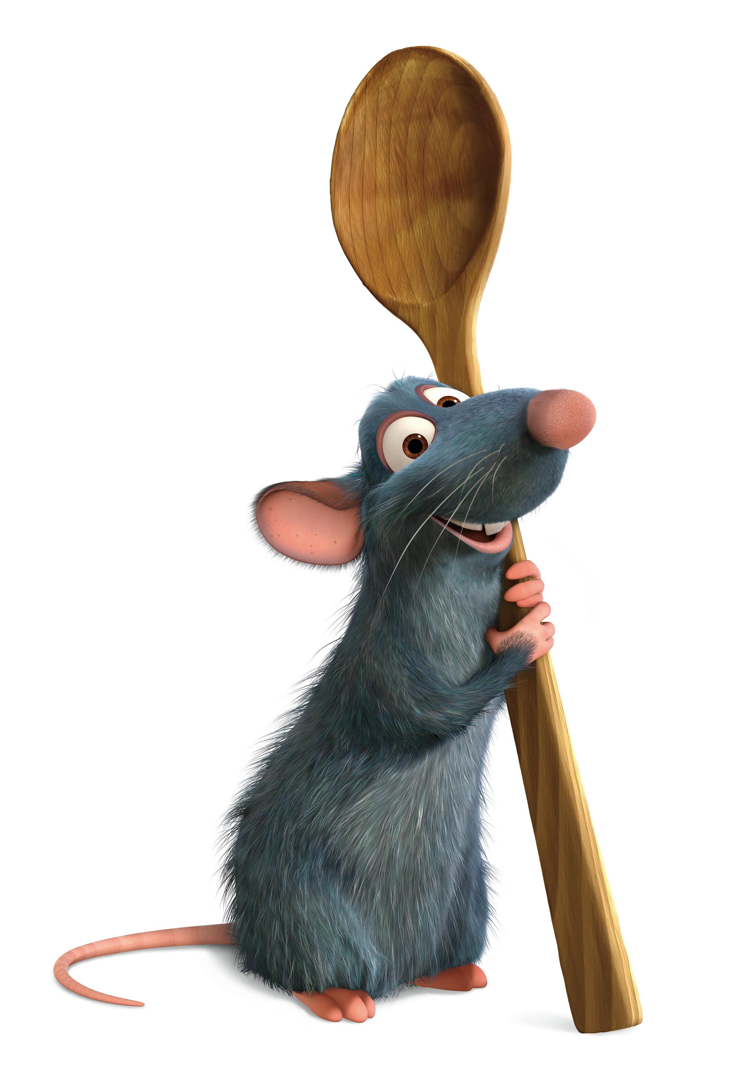 Ratatouille Remy Chef Любимые дет�...