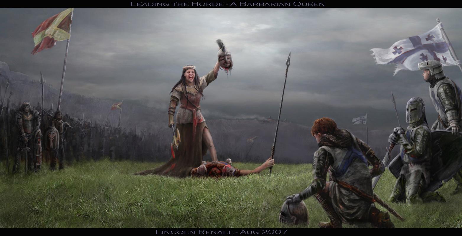3d pics barbarian queen erotic comics