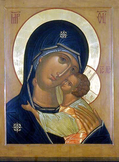 Иконы с изображением Богородицы (393 шт)