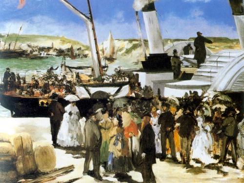 Великие живописцы - Эдуард Моне