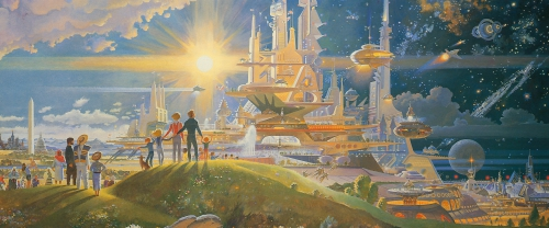 Города будущего Роберта МакКолла