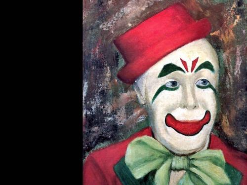 Клоуны (30 фото)