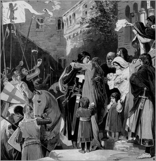 История Германии в Гравюрах