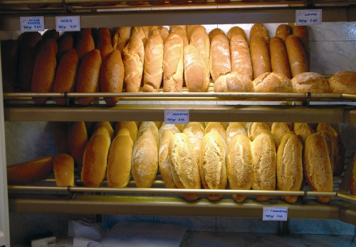 Еда в Греции