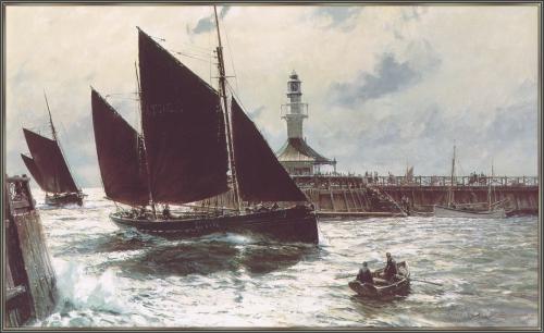Классическая живопись от nevsepic.com.ua - Флотские зарисовки