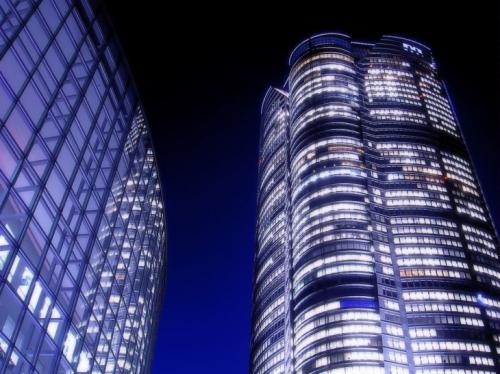 Фотографии ночного Токио - 24 штуки