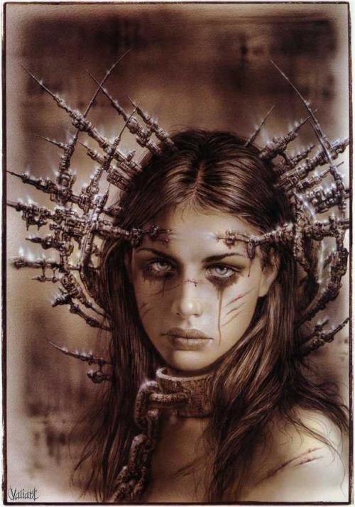 Коллекция работ Луиса Ройо
