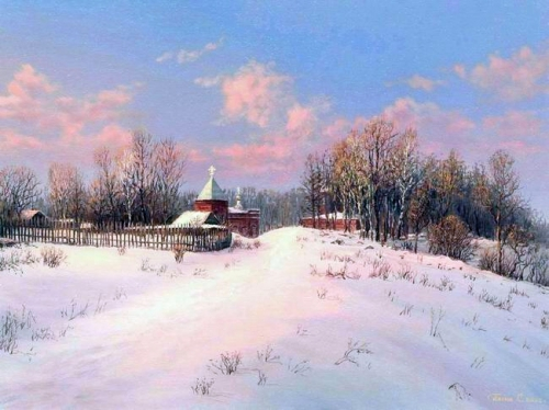Панин С. А. - прекрасные пейзажи