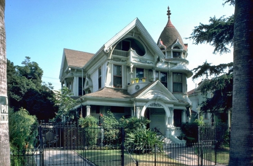 Архитектура американских пригородов