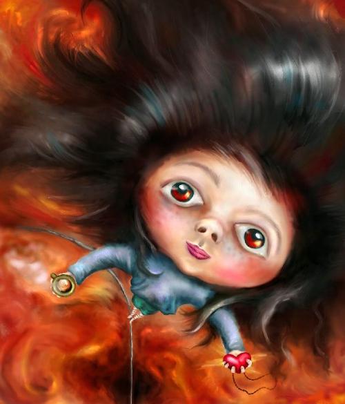 Сюрреалистичные кошмарики - интересная подборка картинок