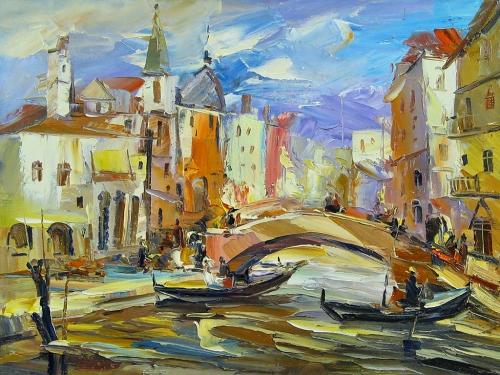 Экспериментальная живопись Ивана Агеева часть вторая
