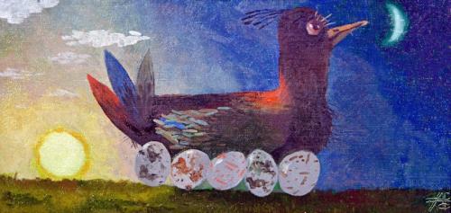 Необыкновенные портреты зверушек - Владимир Агапов