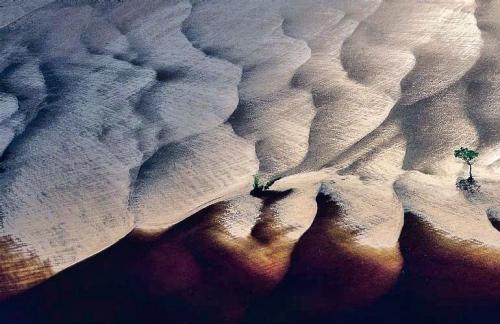 Планета людей - с высоты птичьего полета