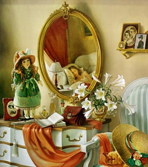 Удивительные картины Татьяны Дерий