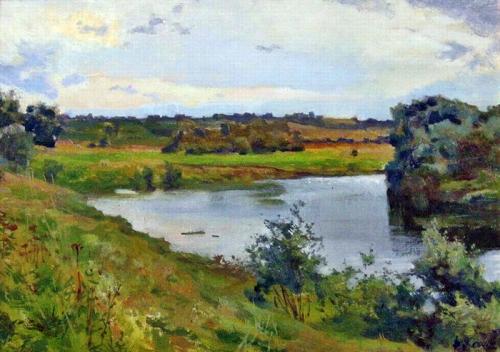 Пейзажи Виктории Харченко