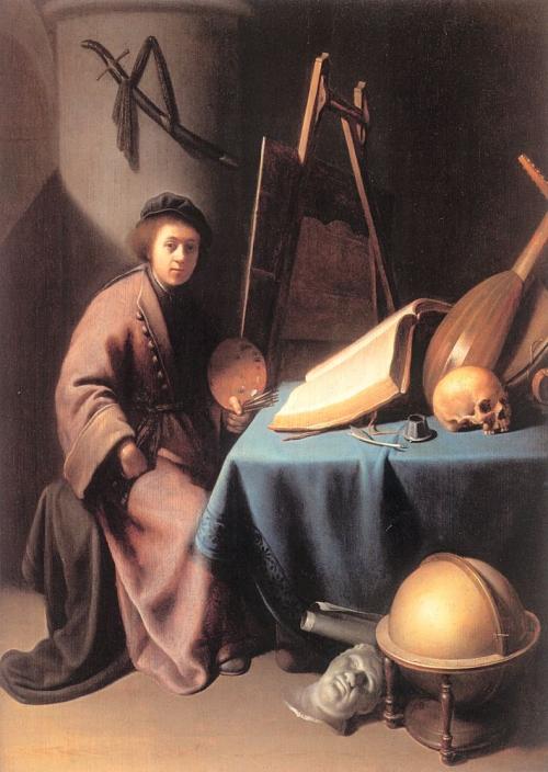 Классическая живопись от Gerrit Dou