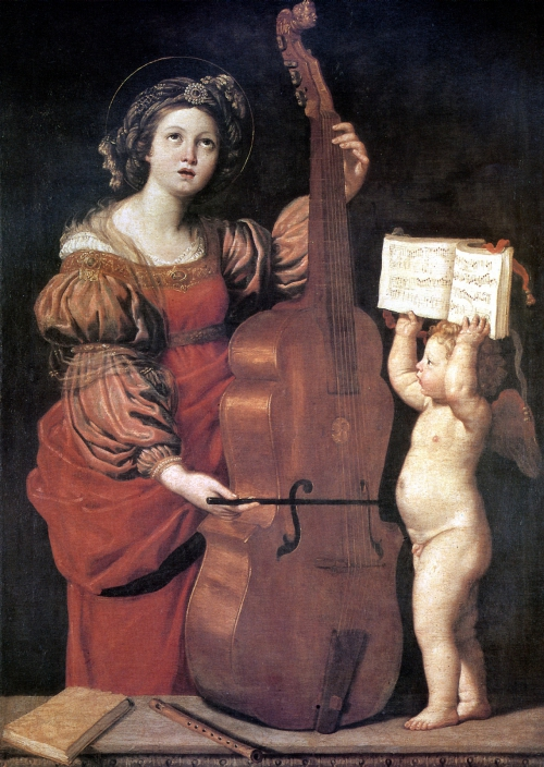 Картинная галерея Лувра - первая часть