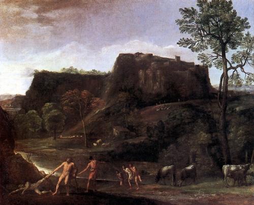 Картинная галерея Лувра - третья часть