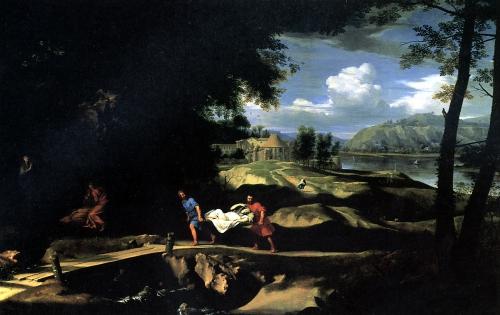 Картинная галерея Лувра - четвертая часть