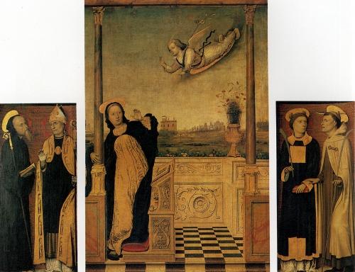 Картинная галерея Лувра - шестая часть
