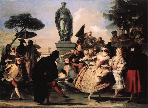 Классическая живопись от Nevsepic.com.ua - Giovanni Domenico Tiepolo