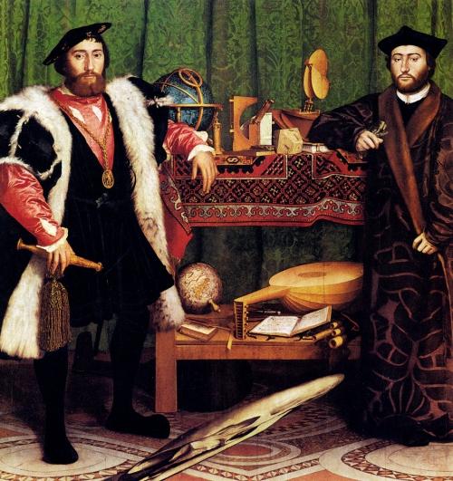 Классическая живопись от Nevsepic.com.ua - Hans Holbein the Younger