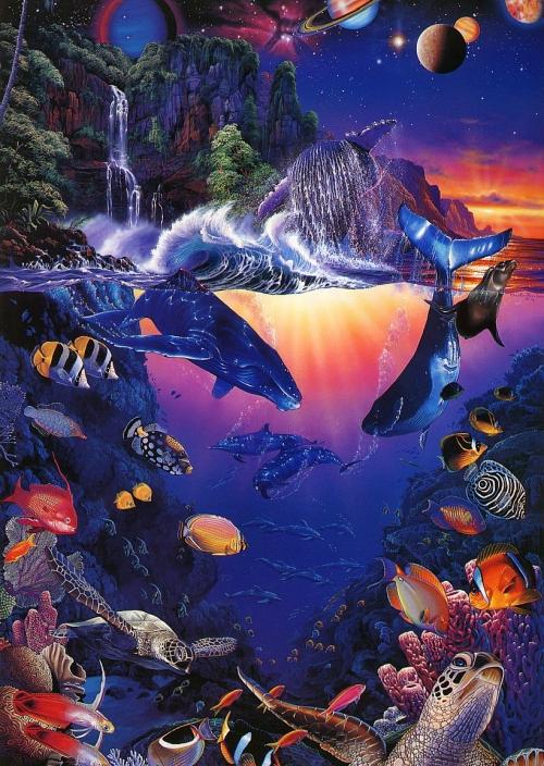 Christian Lassen (часть II) - Хозяева моря