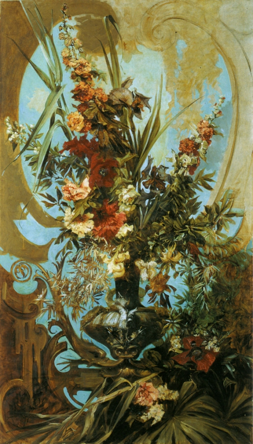 Классическая живопись от Nevsepic.com.ua - Hans Makart