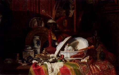 Классическая живопись от Nevsepic.com.ua - Gustave Jean Jacquet
