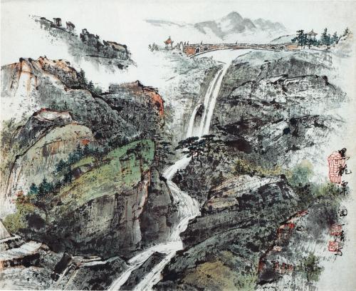 Китайская живопись (часть II)