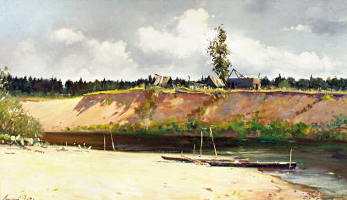 Родная природа в - Олег Леонов