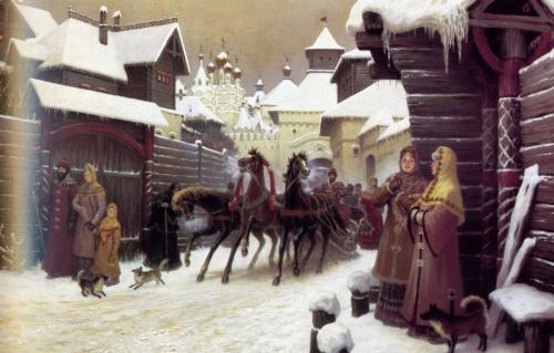 Работы Бориса Ольшанского