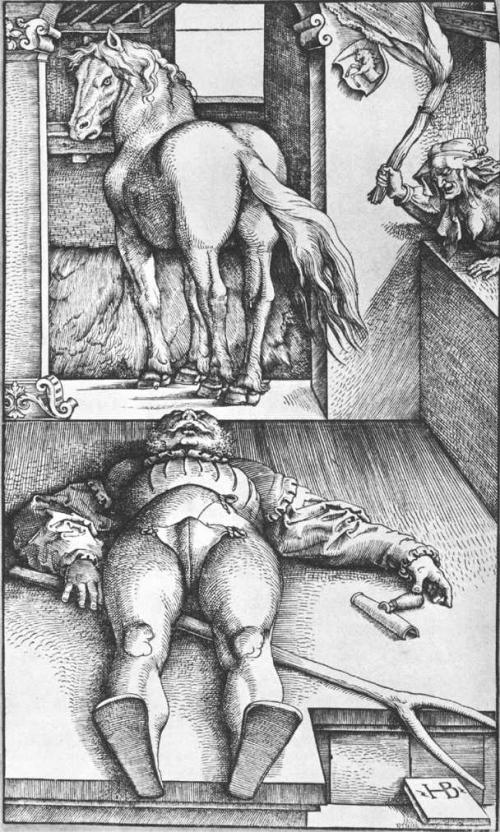 Картины Hans Baldung Grien