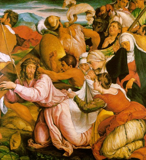 Классическая живопись от Nevsepic.com.ua - Jacopo Bassano