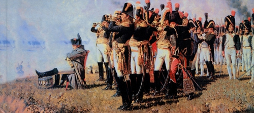 Император - Наполеон Бонапарт (24 работы)