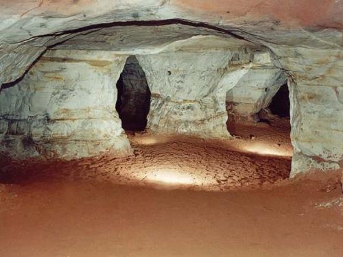 Подземный мир