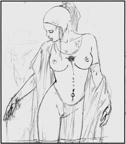 Подборка работ от Luis Royo (Часть 5)