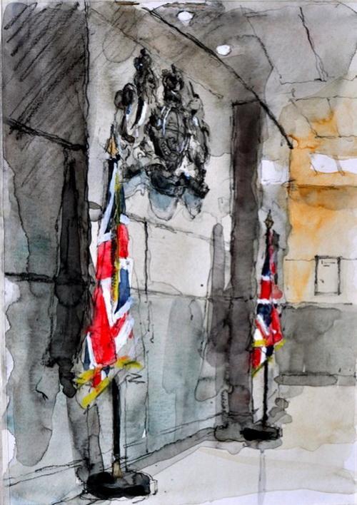 James Hart Dyke. A year with MI6 (44 картинок)