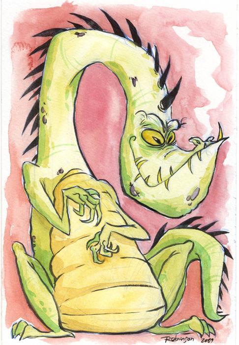 Художник-иллюстратор Bill Robinson (122 обоев)