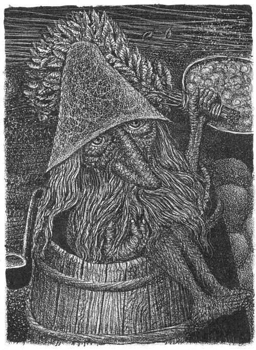 Литография художника Бориса Забирохина (1947) (38 работ)