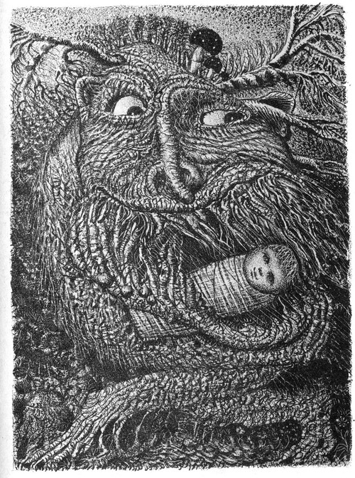 Литография художника Бориса Забирохина (1947) (38 картинок)