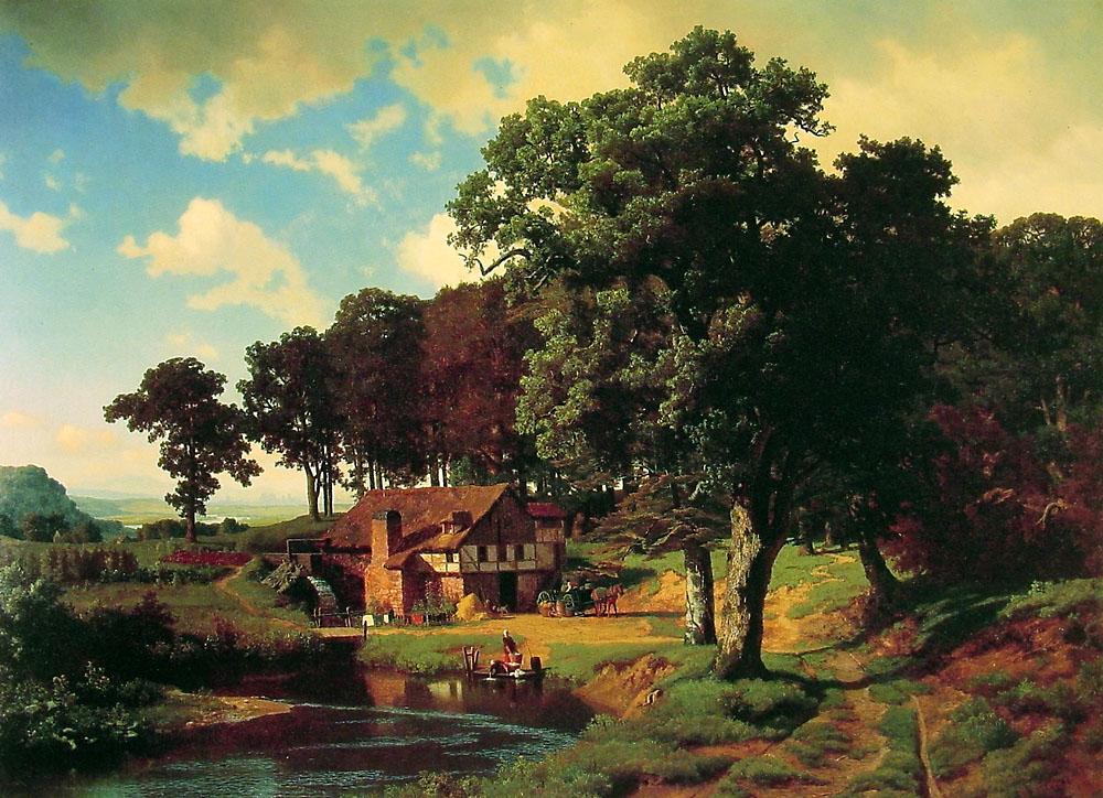 альберт бирштадт Xixe Albert Bierstadt 317 работ