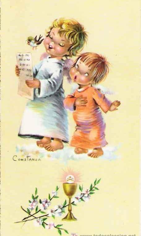 Художник открыток Constanza (200 картинок)