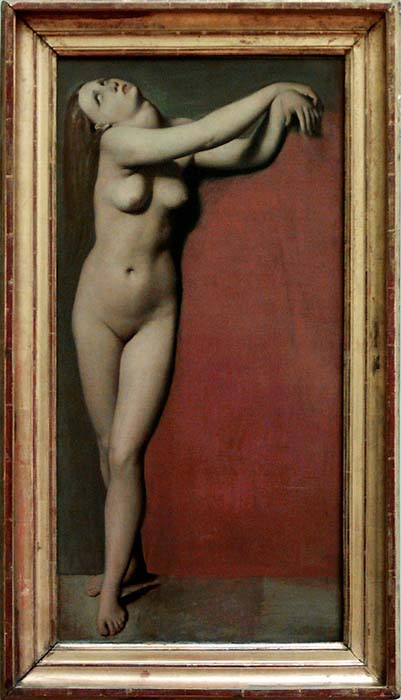 Жан Огюст Доминик Энгр | XIXe | Jean Auguste Dominique Ingres (320 картинок)
