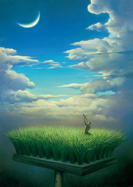 Cюрреалистические фантазии (164 картинок)