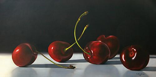 Фотореализм художника Mickie Acierno
